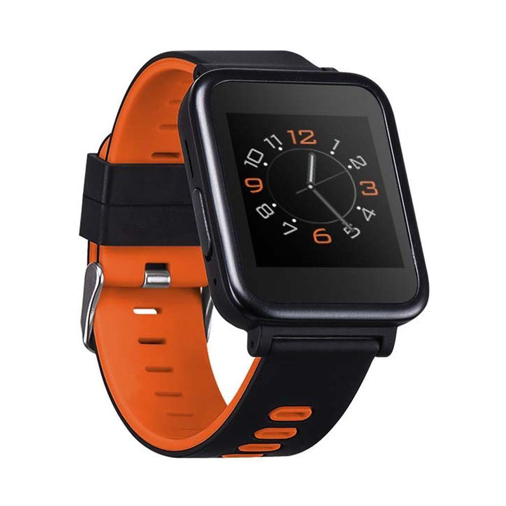 Smartwatch Sw2 Bluetooth Tela 1,54 Pol. Touchscreen Compatível com Android e iOs + 2 Pulseiras Multilaser - P9079