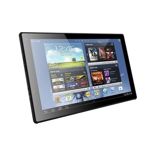 Tablet Braview Tela 10.1 preto Quad Core HD 8Gb Ram 1Gb W35F22-0125W com capa