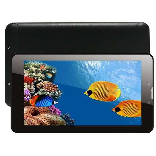 """Tablet Tela 7"""" 8GB Android 5.1 Wi-Fi e com 3G Fonetab T7G-12B Preto Braview"""