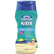 Protetor e Bloqueador Solar Coppertone Kids FPS 50
