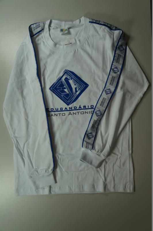 Camiseta - Manga Longa - Educandário