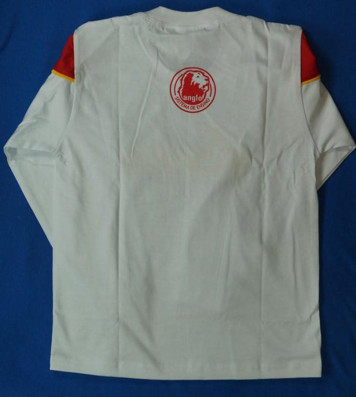 Camiseta Manga Longa - Educandinho