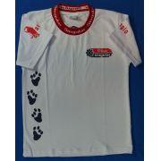 Camiseta Manga Curta - Singular - Patinhas