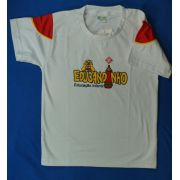 Camiseta Manga Curta - Educandinho