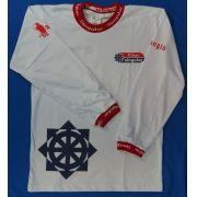 Camiseta Manga Longa - Singular - Mandala
