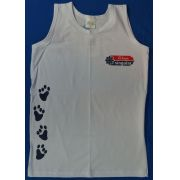 Camiseta Regata - Singular - Patinhas
