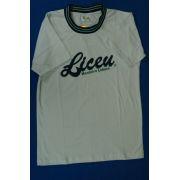 Camiseta Manga Curta - Liceu