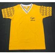Camiseta - Manga Curta - Amarela - Dr. Oséas