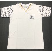 Camiseta - Manga Curta - Branca - Dr. Oséas
