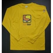 Camiseta - Manga Longa - Santer