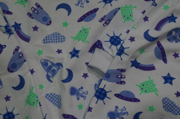 Pijama Masculino Foguete