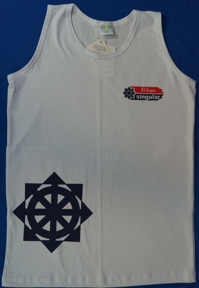 Camiseta Regata - Singular - Mandala