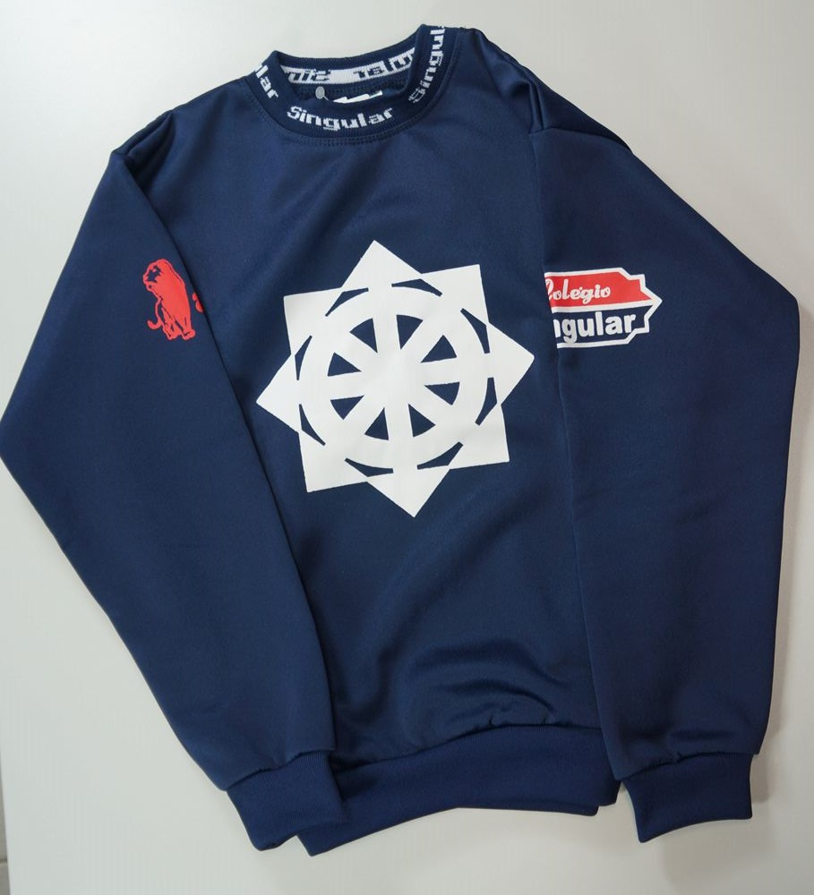 Camiseta Regata - Singular - Patinhas. Blusão Moletom - sem Capuz - Singular bffbd7307de