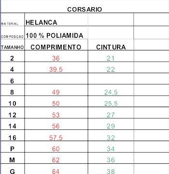 Calça Corsário - Stocco