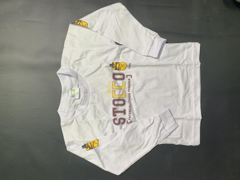 Camiseta Manga Longa - Stocco