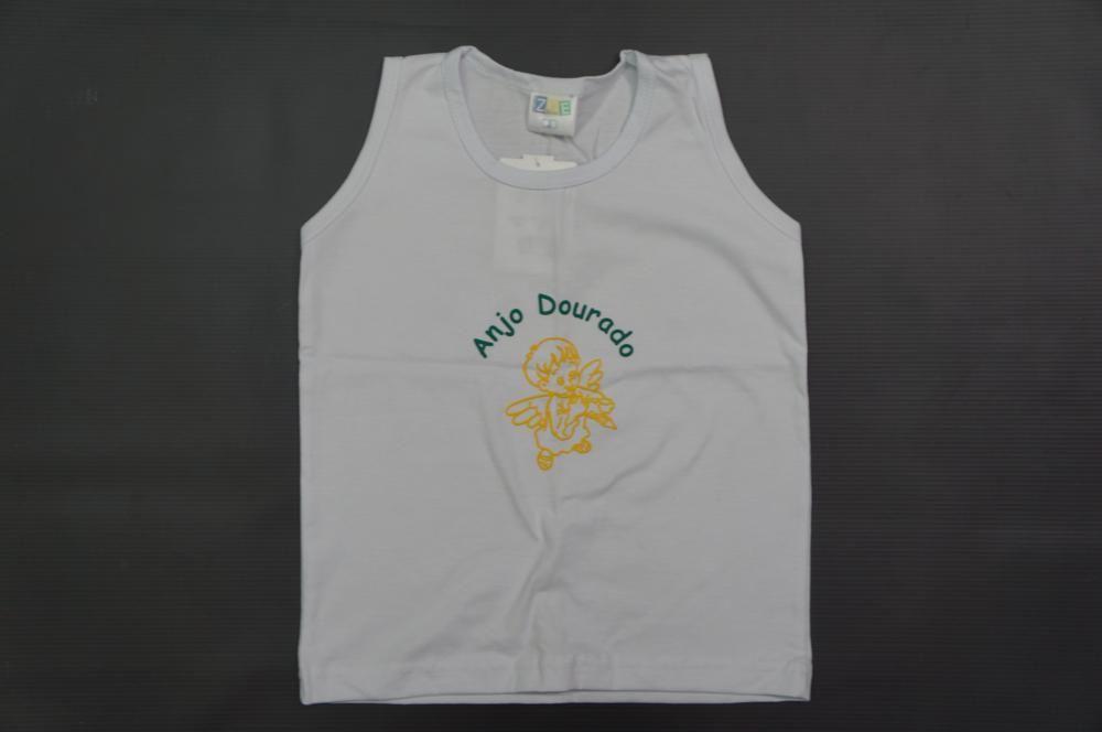 Camiseta Regata - Anjo Dourado