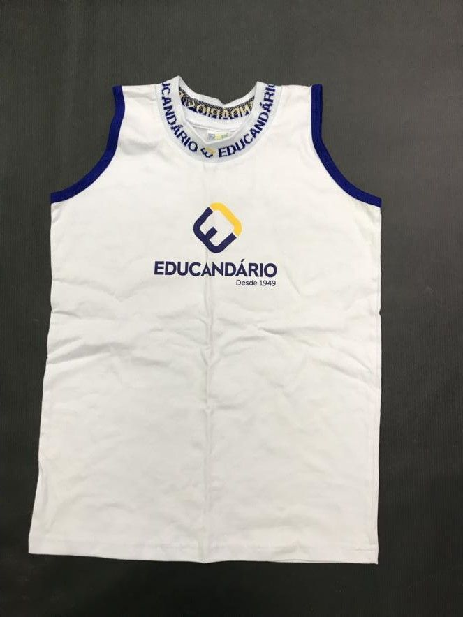 Camiseta Regata - Educandário