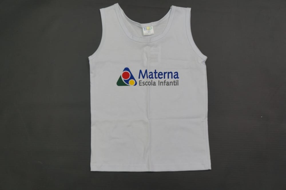 Camiseta - Regata - Materna