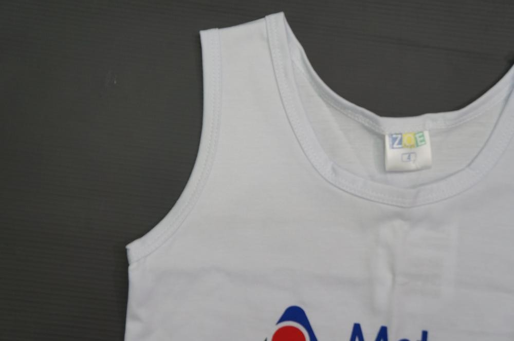 Camiseta - Regata - Materna - Zoe Brasil 9d60c9af092