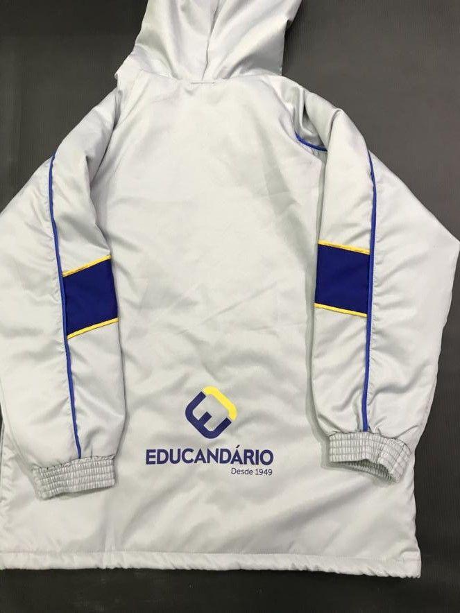 Casaco - Poly com forro Matelassê - Educandário