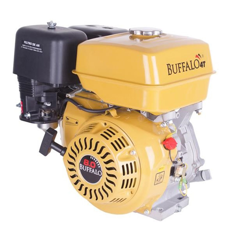 Motor Estacionário a Gasolina 8 HP BFG Buffalo