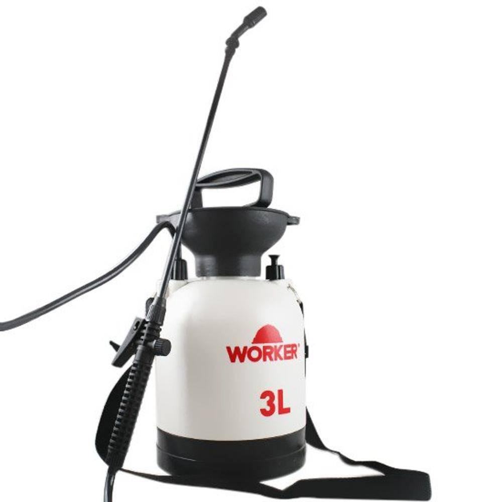 Pulverizador de Compressão Prévia 3 Litros Worker