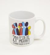 Caneca 21ª Festa do Imigrante