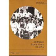Imigrantes espanhóis na paulicéia: trabalho e sociabilidade (1890-1922)