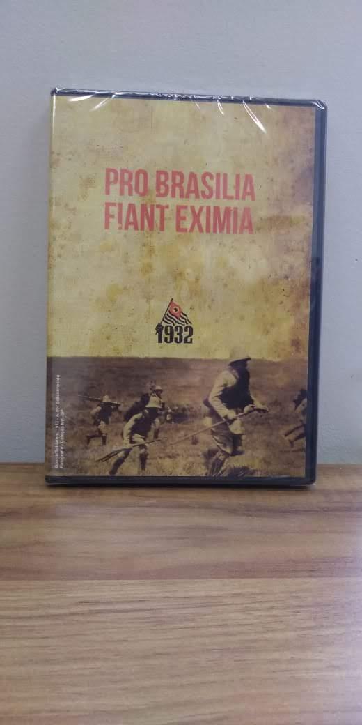 DVD - Pro Brasileira Fiant Eximia