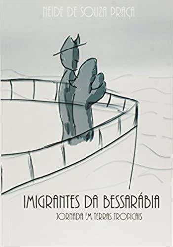 Livro Imigrantes da Bessarábia