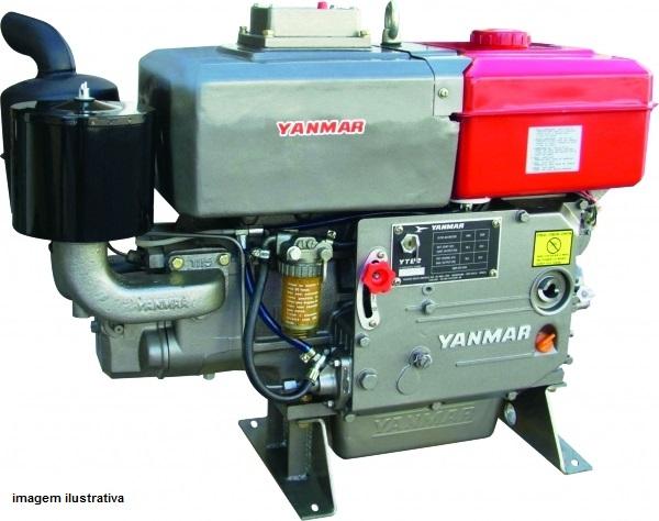 Motor Yanmar YT18 YT22
