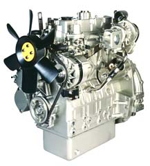 Motor Perkins 404D