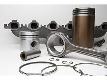Peças para Motor Cummins B B3.9 B4.5 B5.9 BT3.9 BT4.5 BT5.9 BTA3.9 BTA5.9 ISB ISBE3.9 ISBE4.5 ISBE6.7