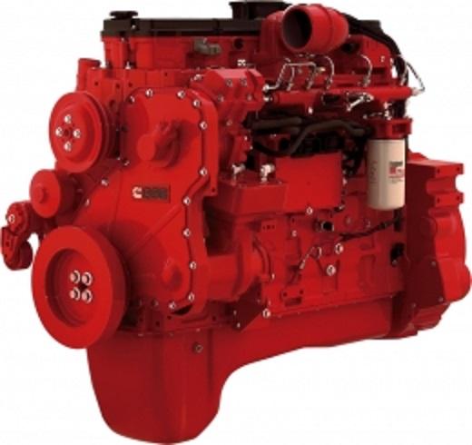 Motor Diesel CUMMINS QSC 8.3