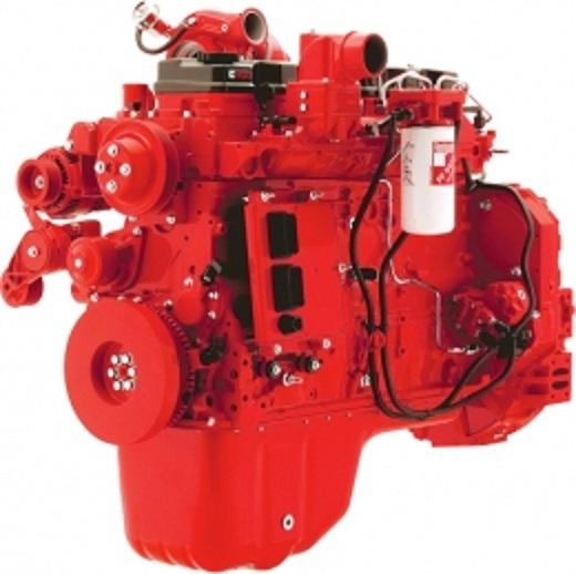 Motor Diesel CUMMINS QSB 3.3 QSB 3.9 QSB 4.5
