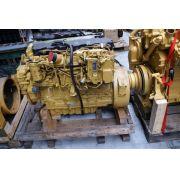 Motor Diesel CATERPILLAR C 6.6