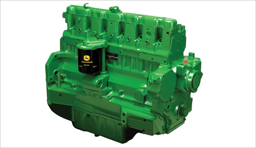 Motor Diesel JOHN DEERE POWERTECH 8.1 6081