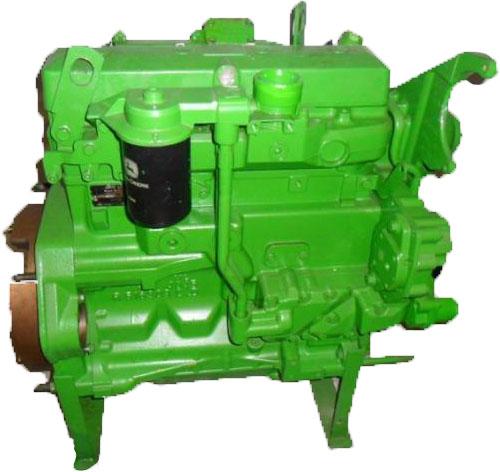 Motor Diesel JOHN DEERE POWERTECH 4.5 4045