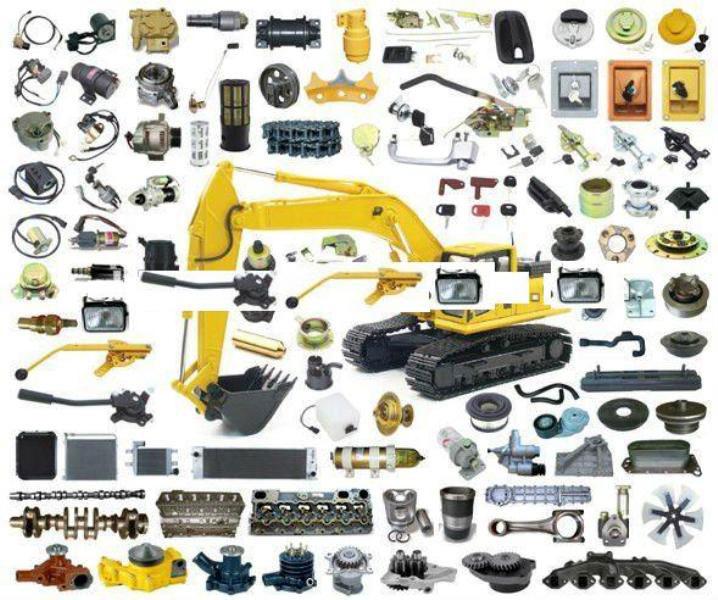 Peças para Motor de Escavadeira John Deere 130 160 180 210 250 350