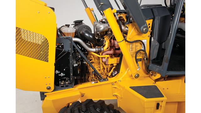 Peças para Motor da Retroescavadeira Caterpillar 416 416B 416E 420 428