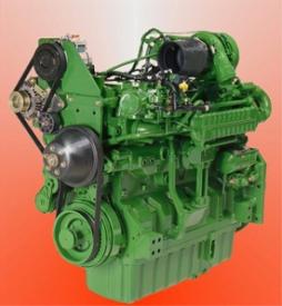 Motor Diesel JOHN DEERE POWERTECH 9.0 6090