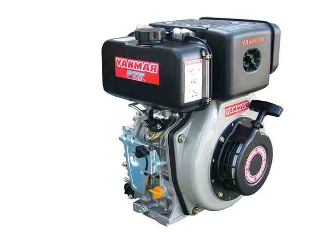 Motor Yanmar LN
