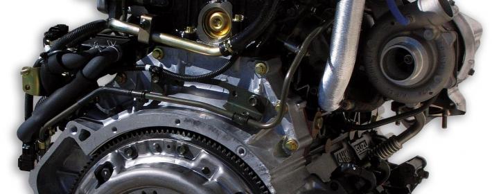 Motor Diesel ISUZU 2C 3C