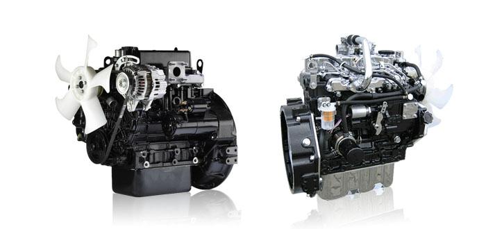 Motor Diesel CATERPILLAR 3054