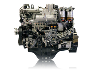 Motor Diesel ISUZU 6 HK 6 U 6 W