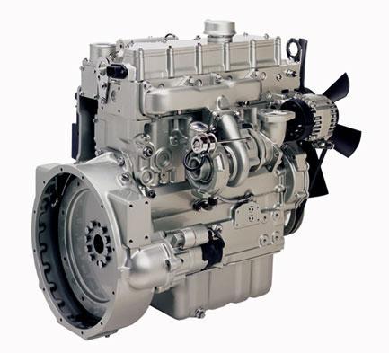 Motor Perkins 1104