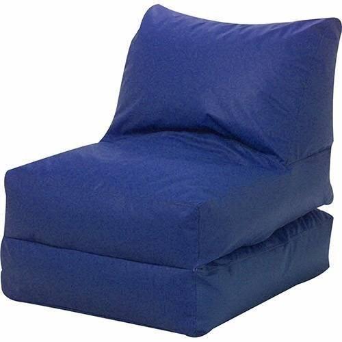 Puff sof cama solteiro cheio v rias cores for Sofa que vira beliche onde comprar