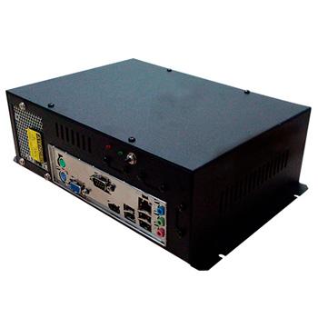 Mini PC Bluetech Industrial Intel J1800 2GB DDR3 HD 500GB  - Engemicro