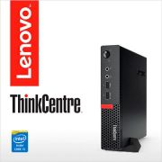 Mini Pc Lenovo Thinkcentre M710q Tiny Core I3, 4GB DDR4, HD 500GB, 2x Display Port, 1x VGA, USB 3.1