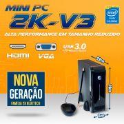 Mini Pc Ultratop Intel Dual Core J3060 4gb 120gb Ssd Serial